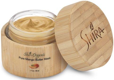Pure Mango Butter Mask