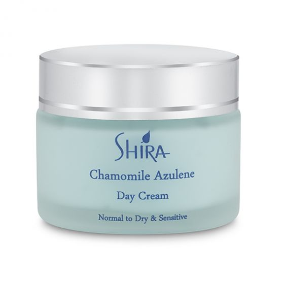 Chamomile Azulene Day Cream / Normal to Dry & Sensitive 2. oz.
