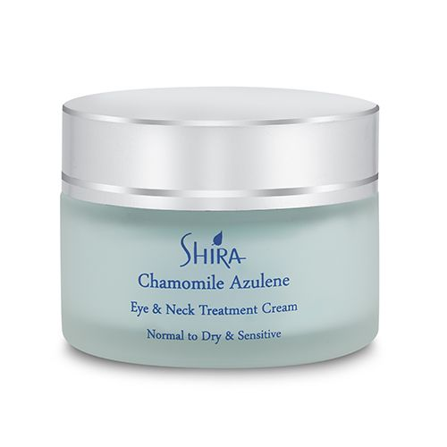 Chamomile Azulene Eye & Neck Cream / Normal to Dry & Sensitive