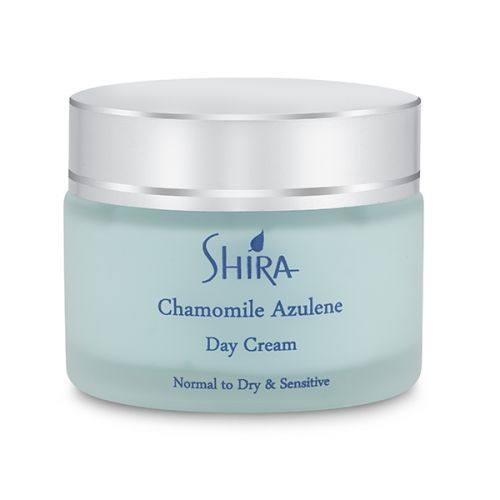 Chamomile Azulene Day Cream / Normal to Dry & Sensitive 2. oz.