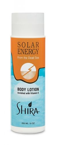 Solar Energy Body Lotion / All Skin Types 8 oz.