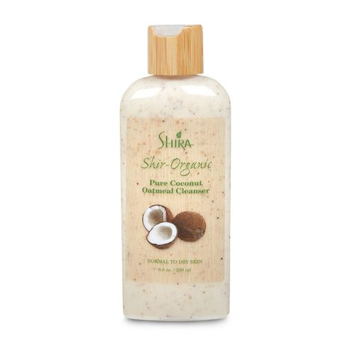 Shir-Organic Pure Coconut Oatmeal Cleanser / Normal to Dry