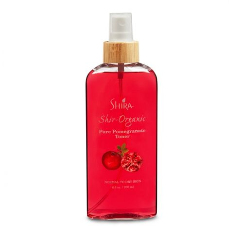 Shir-Organic Pure Pomegranate Toner / Normal to Dry