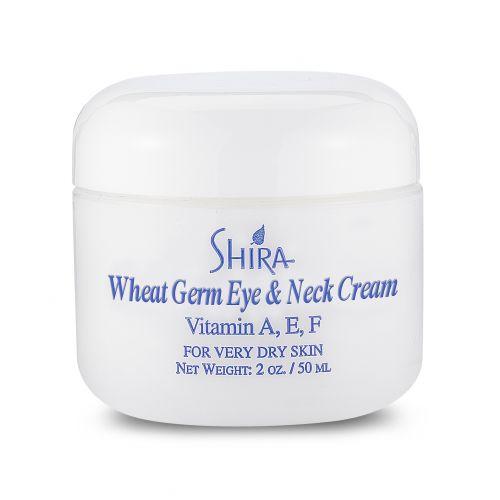 Wheat Germ Eye & Neck Cream / Very Dry