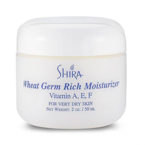 Wheat Germ Rich Moisturizer / Very Dry